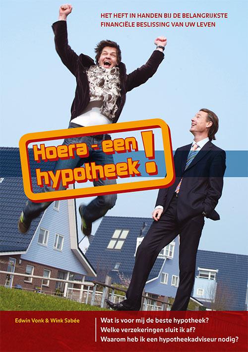 Boek: Hoera - Een hypotheek!